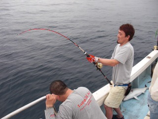 沖縄遠征・二日目